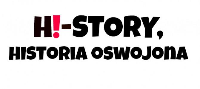 """""""H!-STORY historia oswojona"""" – wykład Pawła Mieszkowicza"""