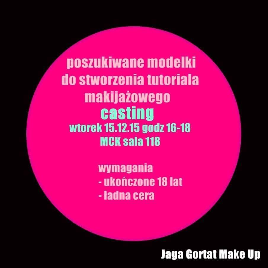 CASTING / JAGA GORTAT MAKE UP