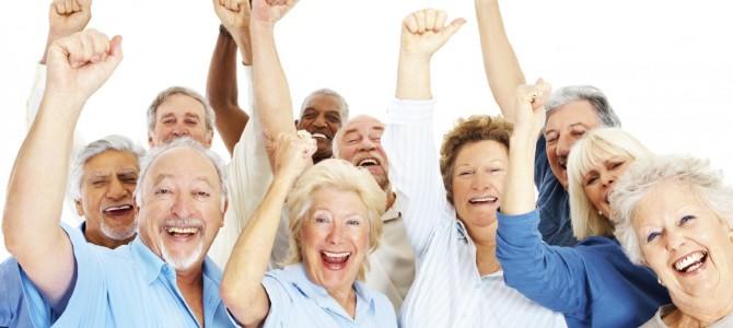 Smutki i radości objawów starości