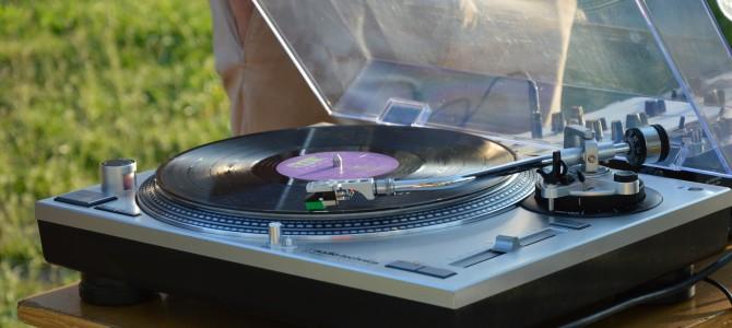 Muzyką Pachnące Winyle – fotorelacja