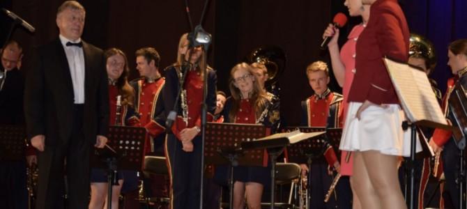 Obchody jubileuszowe Miejskiej Orkiestry Dętej w Gostyninie