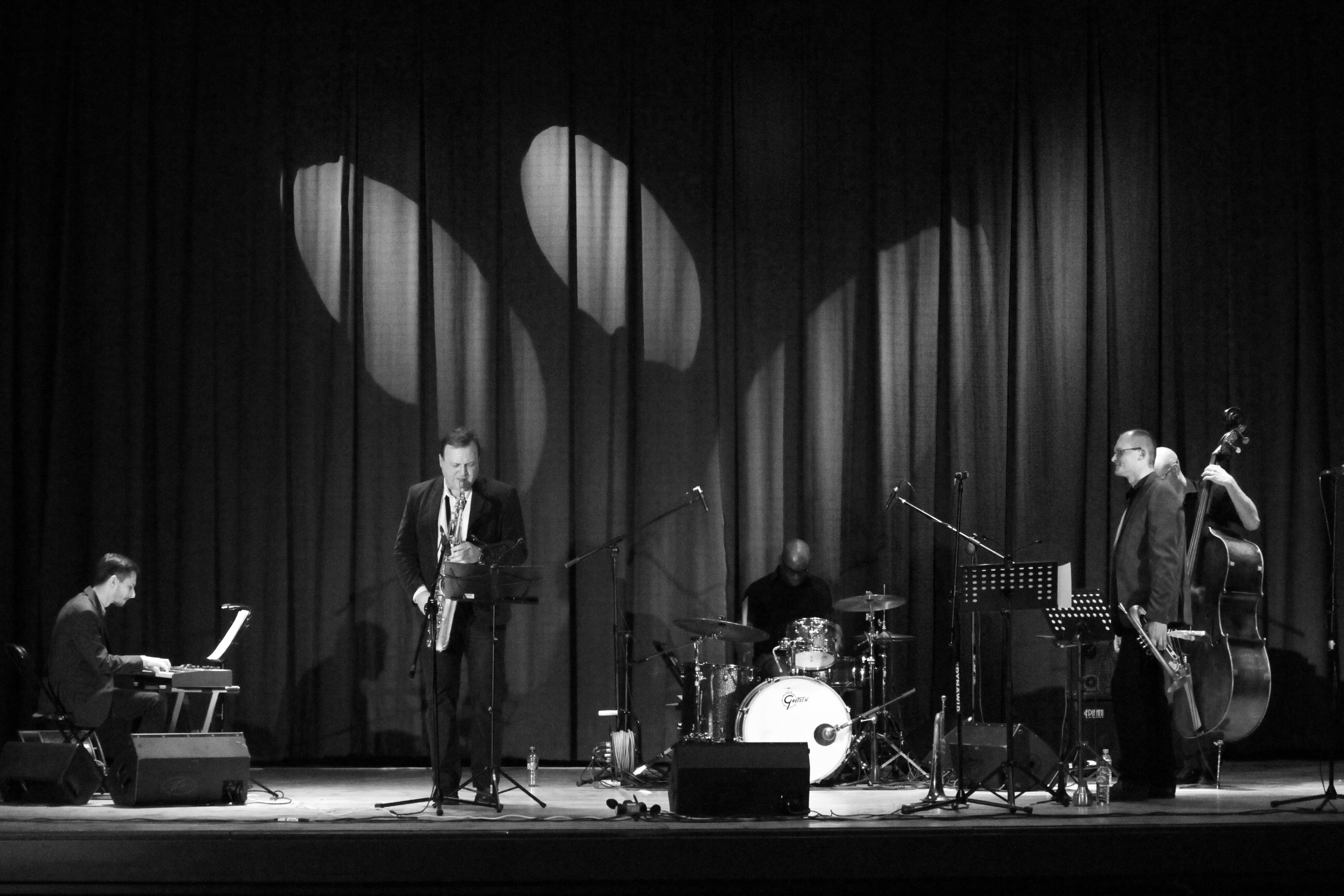 Koncert jazzowy w eMCeKu. Krzemiński Reunion Project.