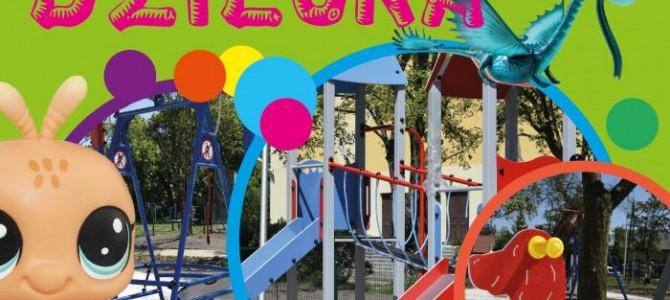 Uroczyste otwarcie Placu Zabaw na DZIEŃ DZIECKA!