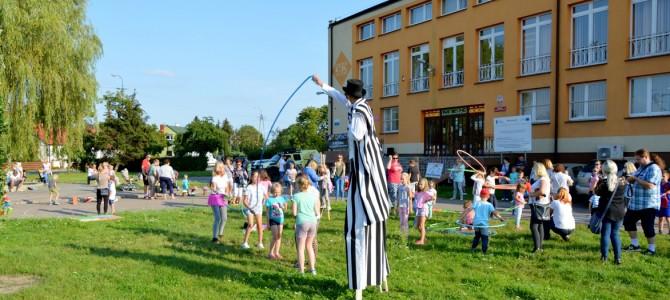 Uliczny Projekt Prowokacja: Zabawy podwórkowe i cyrkowe love