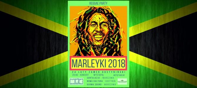 Reggae Party – MARLEYKI 2018 Gostynin