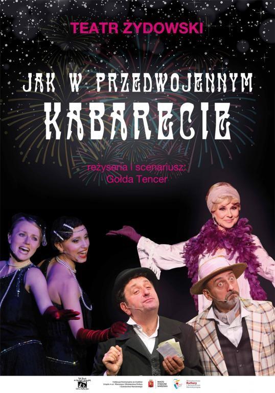 Teatr Żydowski w Warszawie zaprasza słuchaczy UTW na spektakl