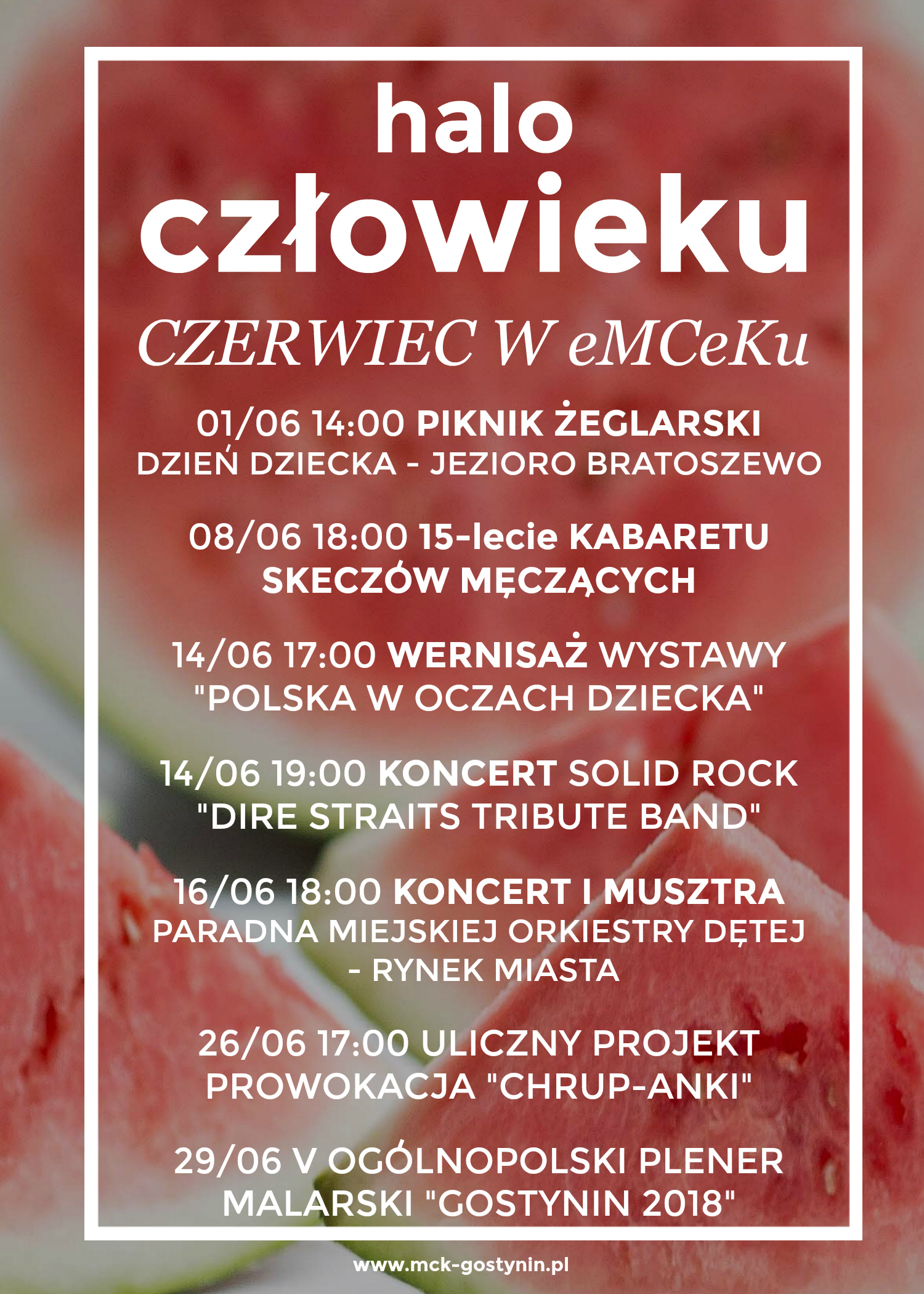 CZERWIEC W eMCeKu