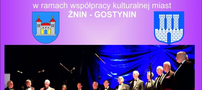 Koncert Chóru im. Stanisława Moniuszki ze Żnina za nami.