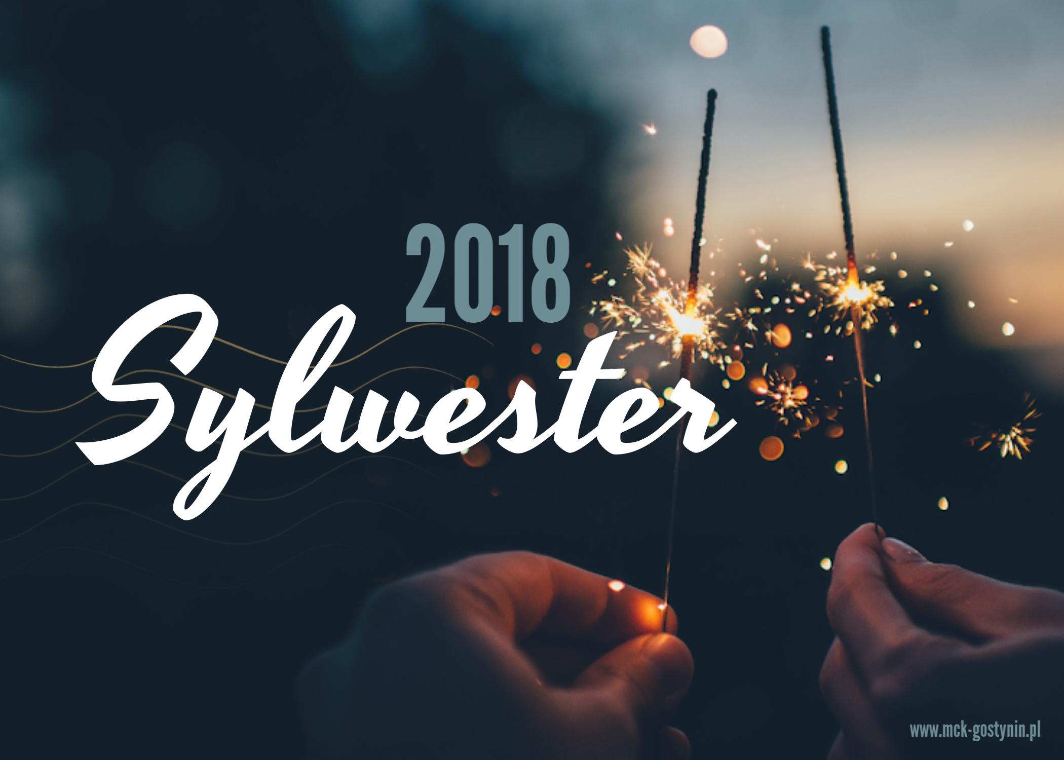 SYLWESTER 2018 NA RYNKU