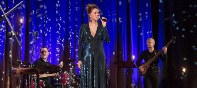 """Joanna Aleksandrowicz """"Od nocy do nocy""""- koncert filmowo-musicalowy"""