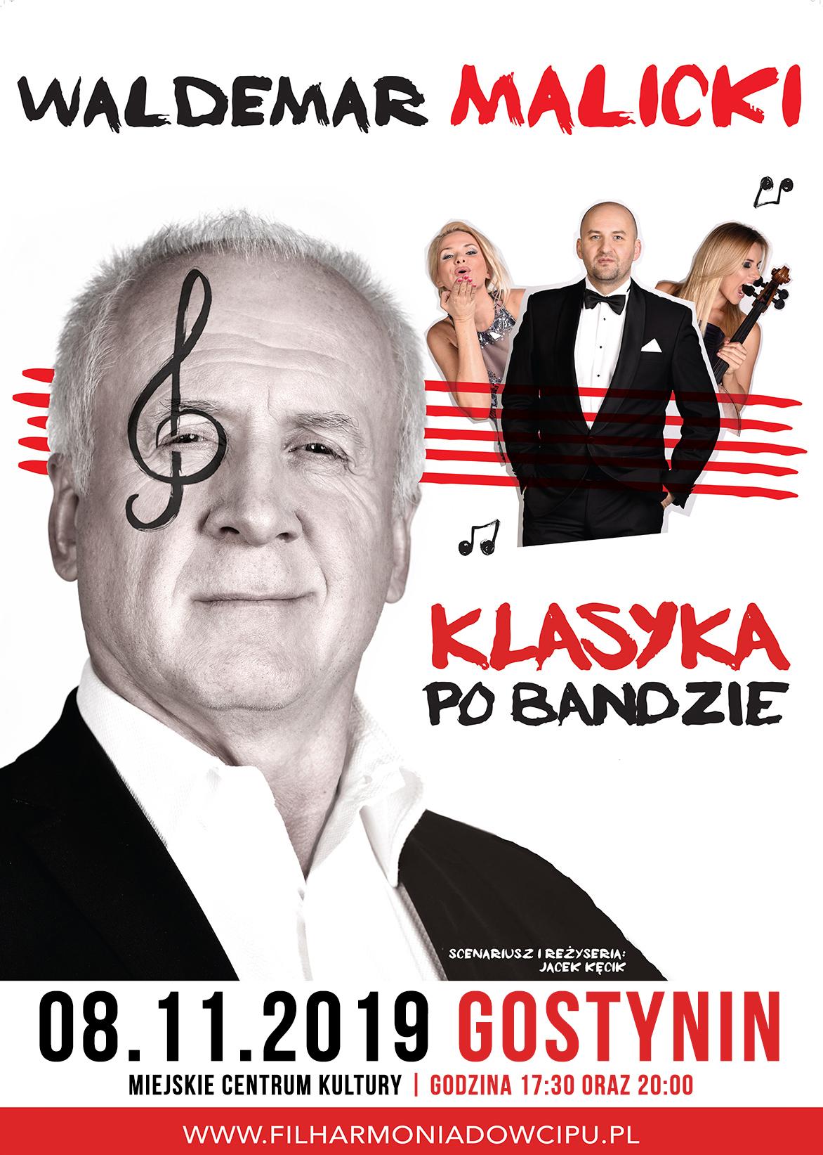 Waldemar Malicki KLASYKA PO BANDZIE