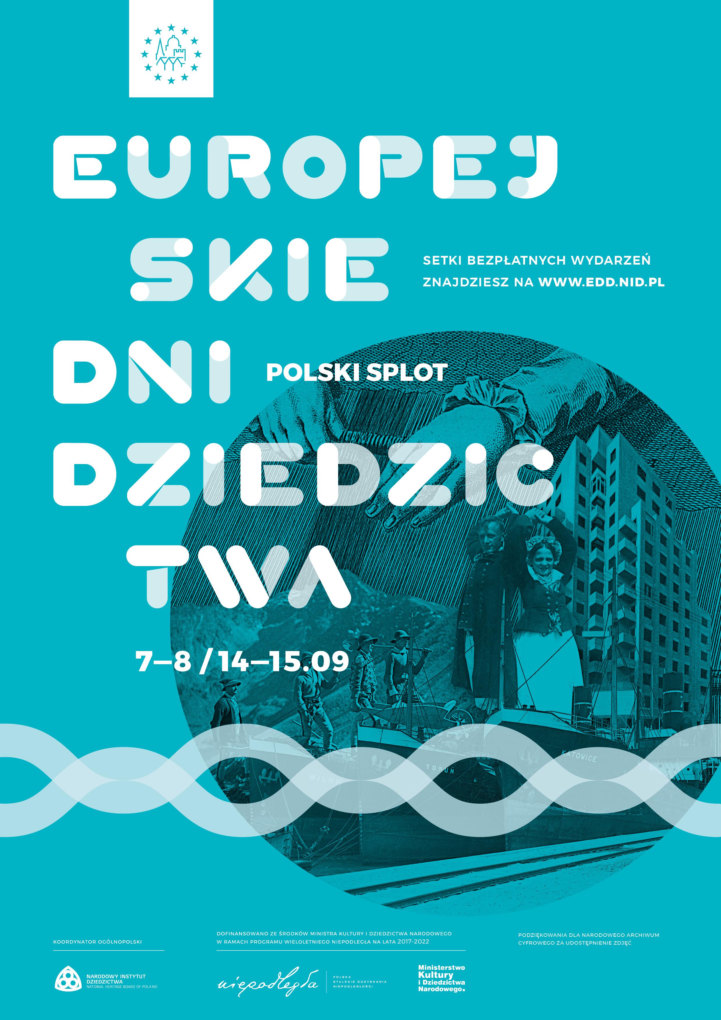 EUROPEJSKIE DNI DZIEDZICTWA 2019 – cz. I WIELOKULTUROWY GOSTYNIN