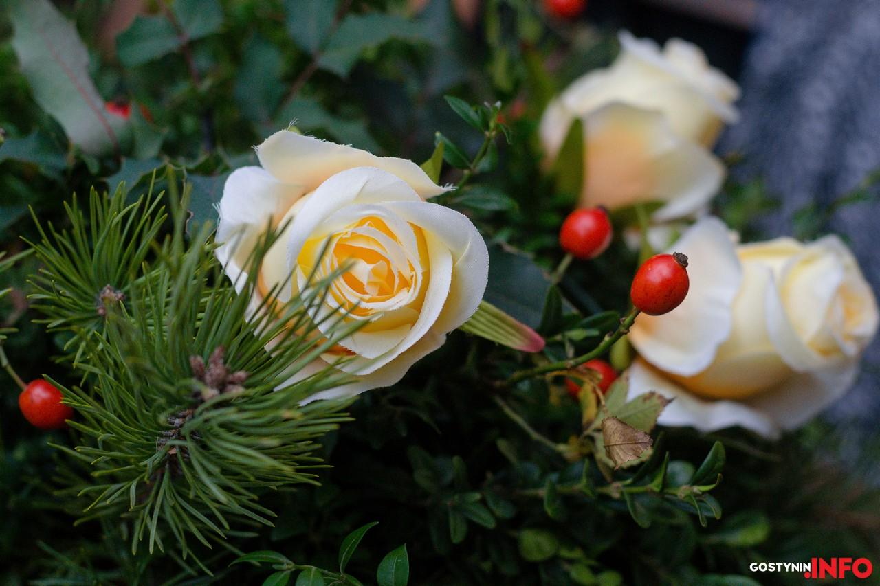 Warsztaty florystyczne dla GUTW