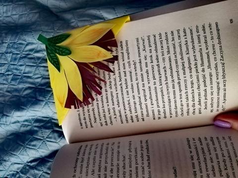 Nie taki on-line straszny #abieskieponcie /zakładka do książki
