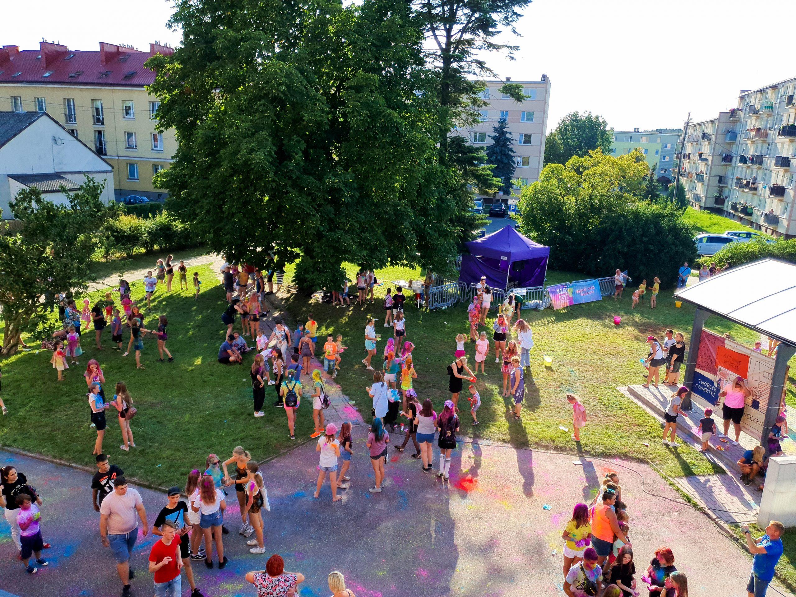 31/07 Festiwal Baniek Mydlanych i Dzień Kolorów